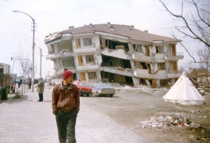 Felaketin ardından 23 yıl