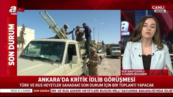 Son dakika haberi: Rus askeri heyeti kritik görüşme için Ankara'da | Video