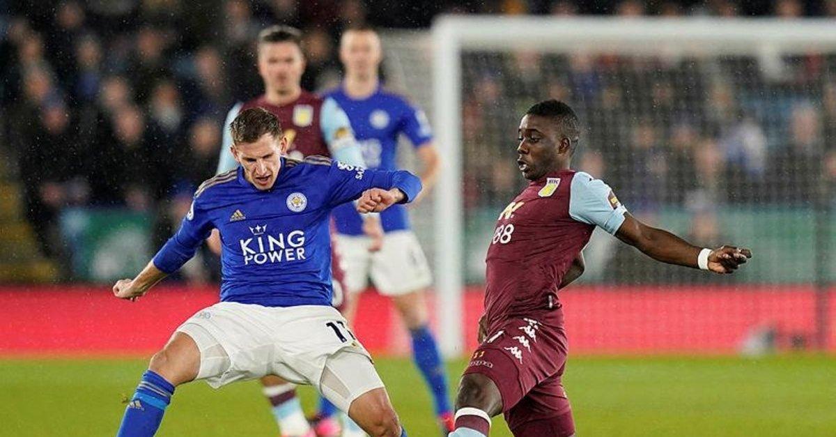 Trabzonspor'da 6 numaraya yeni aday Aston Villa'dan Marvelous Nakamba