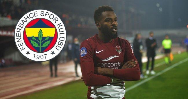Son dakika: Fenerbahçe'den sürpriz transfer hamlesi! Aaron Boupendza yeniden masada...