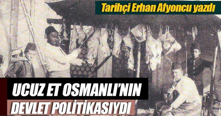 Ucuz et Osmanlı'nın DEVLET POLİTİKASIYDI