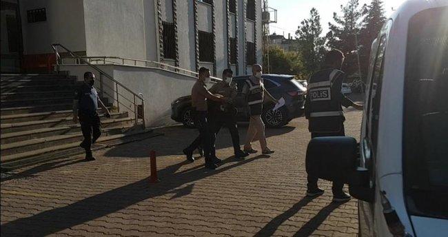 Kayseri'de doktoru vuran saldırgan tutuklandı