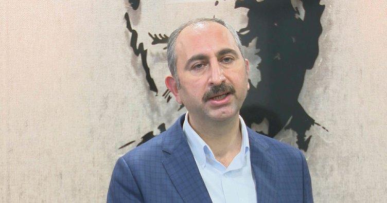 Son dakika: Adalet Bakanı Gül Ankara Cumhuriyet Başsavcısı Akça'yı ziyaret etti