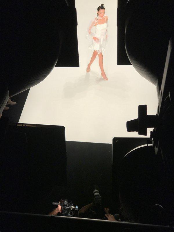 Istanbul Fashion Week'te iPhone 7 Plus rüzgarı