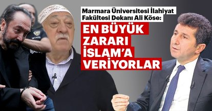 İlahiyat Profesörü Ali Köse: En büyük zararı İslam'a veriyorlar