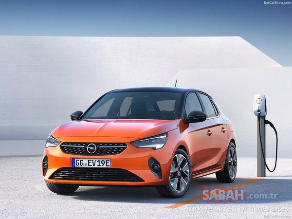 2020 Opel Corsa-e tanıtıldı! Opel Corsa-e'nin özellikleri nedir?
