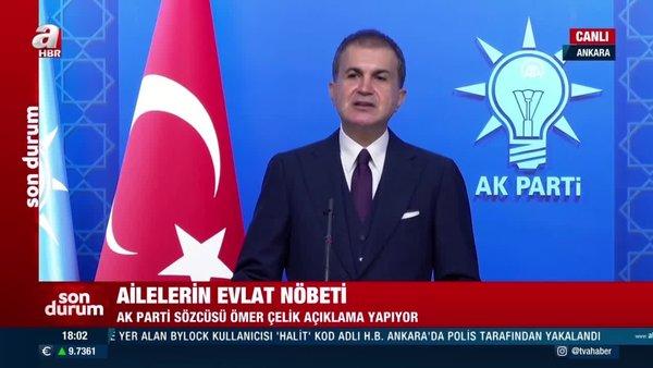 SON DAKİKA HABERİ: AK Parti Sözcüsü Ömer Çelik'ten Kılıçdaroğlu'na 'Darbe imalı bildiri' tepkisi   Video