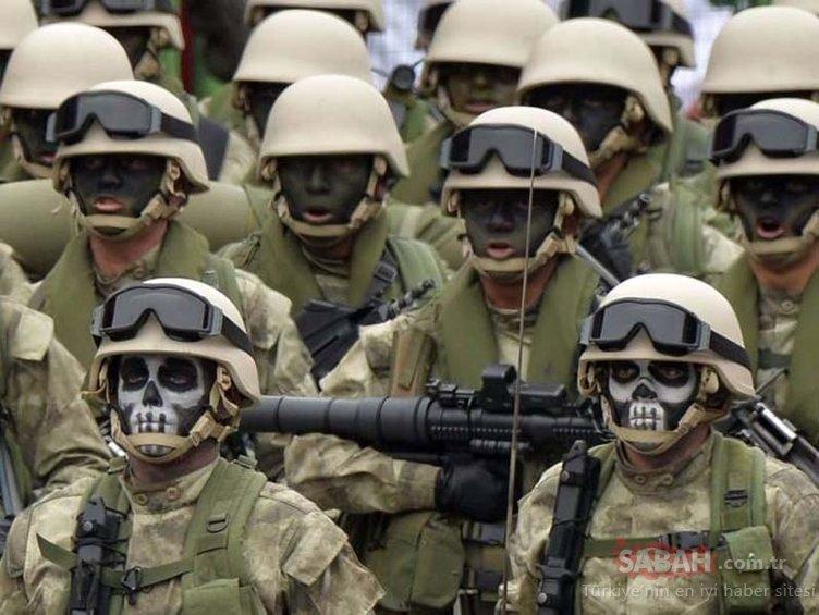 Ülkelerin en korkutucu özel birlikleri!