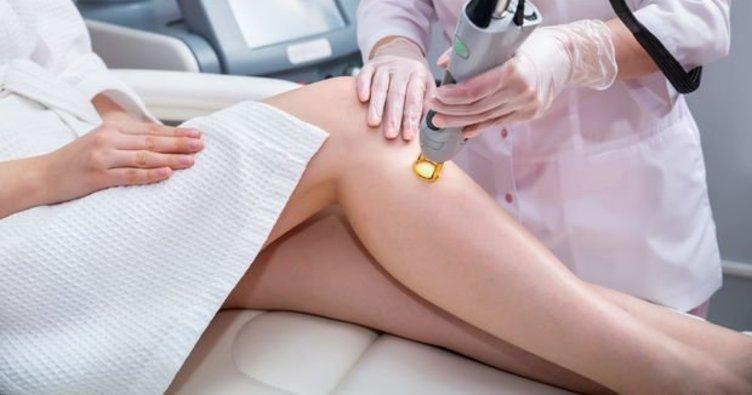 Lazer epilasyon nedir, zararları nelerdir?