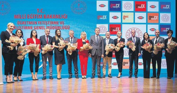 'Önce Türkçe'ye Turkuvaz katkısı