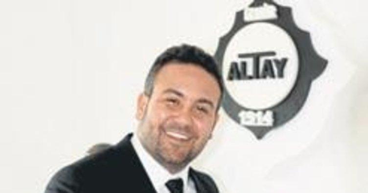 Altay borçları kapatıyor