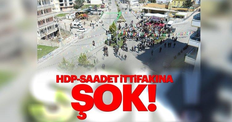 HDP'nin etkinliğine 200 kişi katıldı!