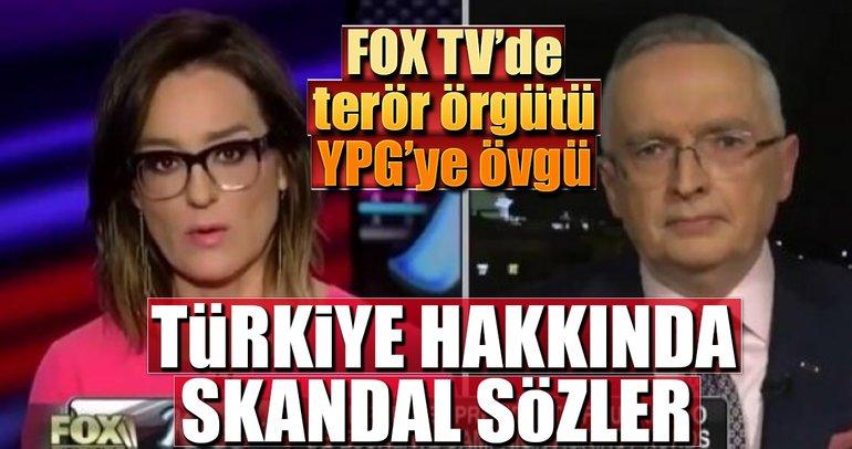 FOX TVde teröre övgü Türkiye aleyhine alçak yayın