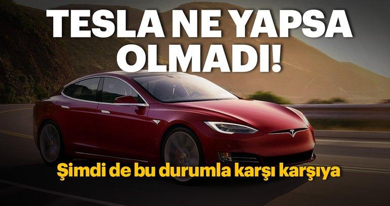Ne yapsa olmadı! Tesla Model 3 için iptaller arka arkaya geliyor