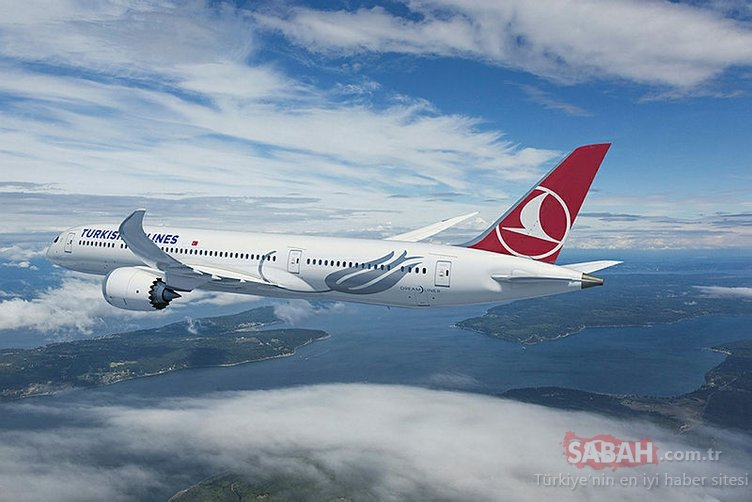 90a5ee53f THY'nin ilk 'rüya uçağı' gökyüzünde! Türkiye'de ilk uçacağı yer ve ...