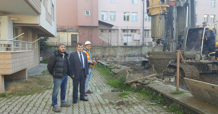 İŞKUR binasının temeli atıldı