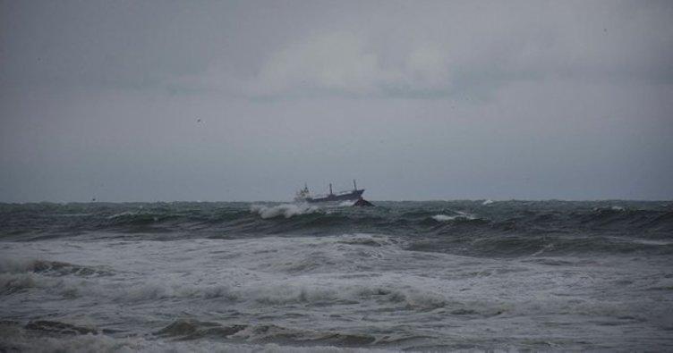 Son dakika haberi | Karadeniz'de batan yük gemisinden acı haber! Cansız bedenlerine ulaşıldı
