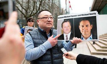 Çin ve Kanada arasında kriz! Resmen tutuklandılar