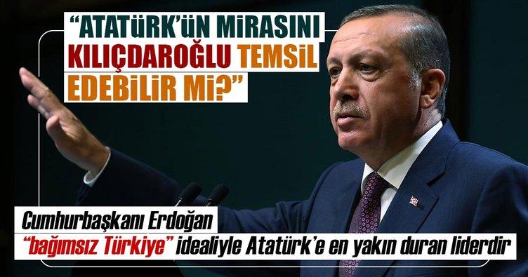 Hilal Kaplan yazdı: Atatürk ve Erdoğan