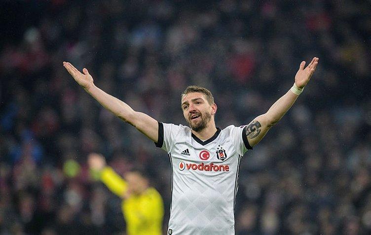 Fenerbahçe'nin gündemindeki Caner Erkin için Beşiktaş'tan kritik hamle