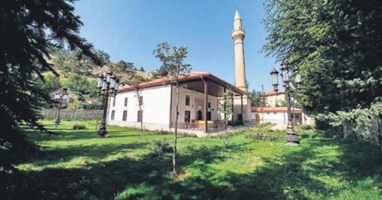 Uluhan Camisi'nin restorasyonu bitti