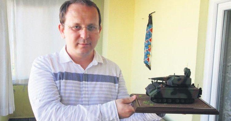 Tanksavar Sabri hainlerin idamını bekliyor