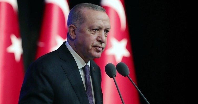 Başkan Erdoğan'dan Süper Lig Şampiyon'u olan Beşiktaş'a tebrik