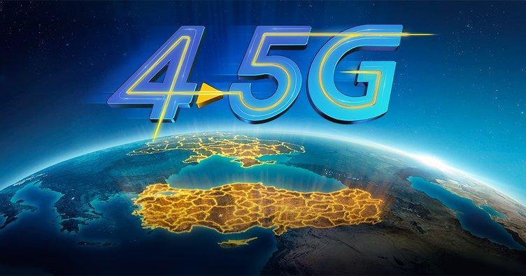 Turkcell SUPERBOX'la evlere özel 4.5G hızında internet