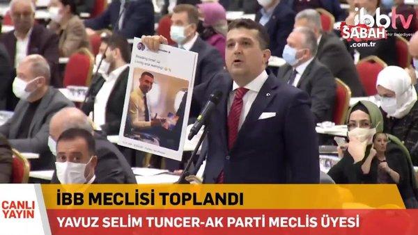 AK Partili İBB Meclis Üyesi Yavuz Selim Tuncer: