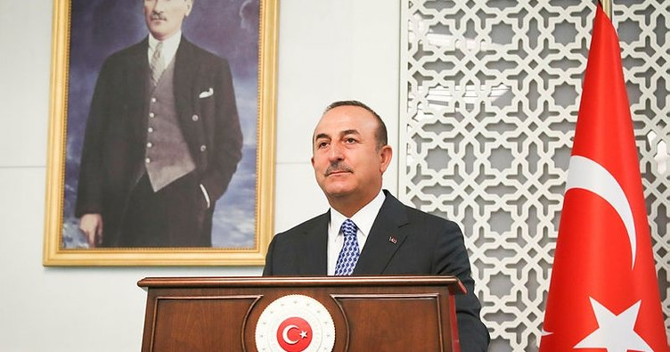 Dışişleri Bakanı Çavuşoğlu, Alman mevkidaşı Maas ile telefonda görüştü