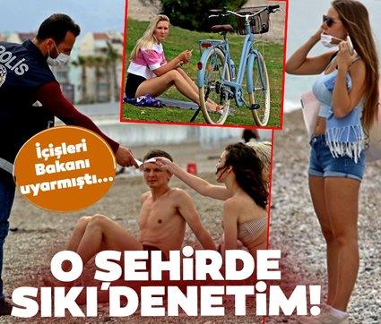 İçişleri Bakanı Soylu uyarmıştı! Antalya'da turistler böyle sorgulandı!