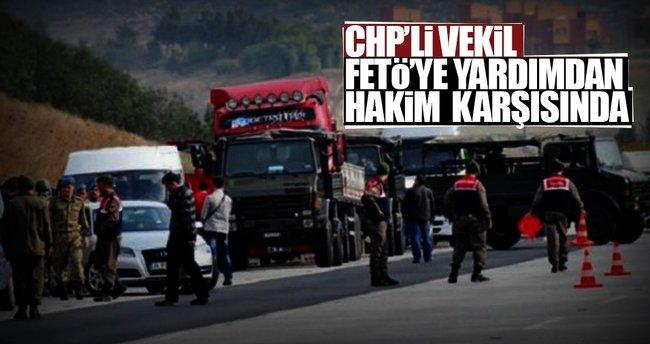 CHP milletvekili Enis Berberoğlu hakim karşısına çıktı