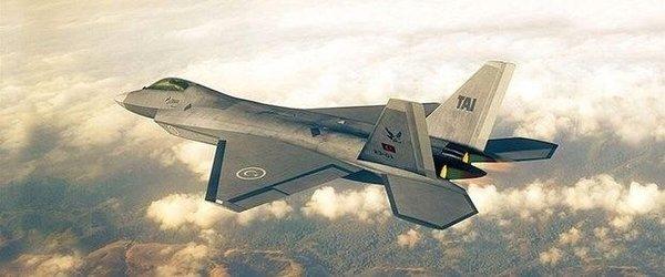 Milli savaş uçağı süper bilgisayardan güç alacak
