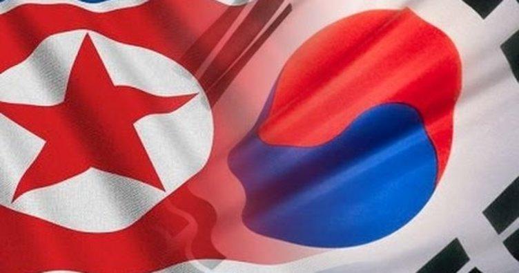 Güney Kore'den Kuzey Kore'ye görüşme sinyali!