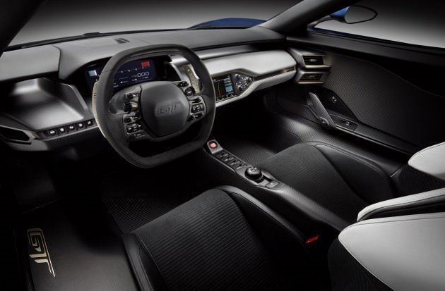 Yeni Ford GT'nin üretimine başlanıyor