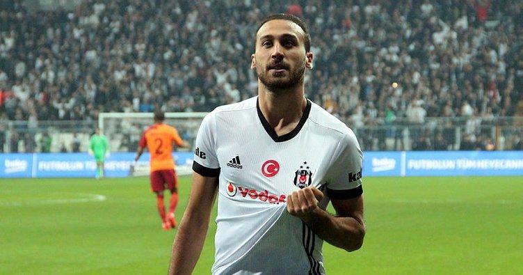 Son dakika: Beşiktaş Cenk Tosun'u kiraladı! Cenk Tosun açıkladı