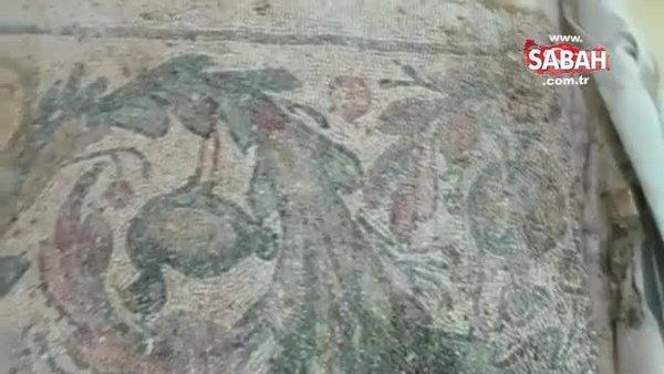 Roma Dönemi'ne ait tarihi eser, aracın bagajından çıktı   Video