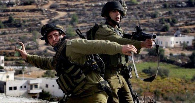 İsrail'in Filistinlilere yönelik saldırıları
