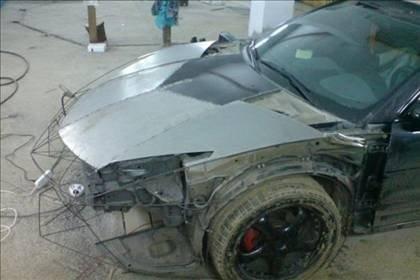 Mitsubishi arabasını Lamborghini'ye dönüştürdü! İşte dudak uçuklatan değişim!