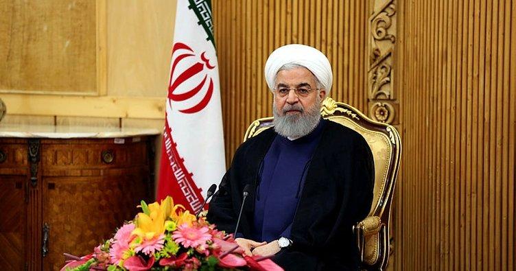 İran Cumhurbaşkanı Ruhani: Siyonistlere izin vermemeliyiz