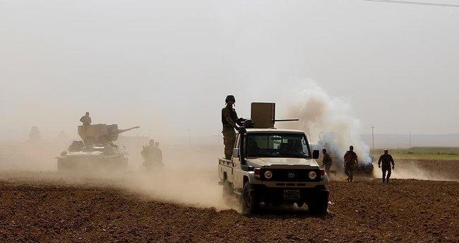 Irak güçleri Musul'da bazı bölgeleri ele geçirildi