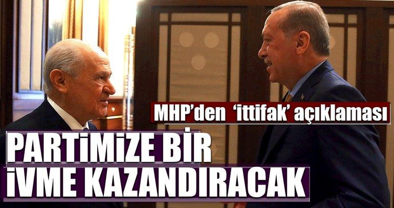 MHP'li Semih Yalçın'dan 'Cumhur İttifakı' Açıklaması!
