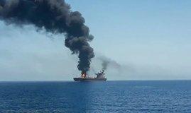 İsrail gemisi saldırıya uğradı!