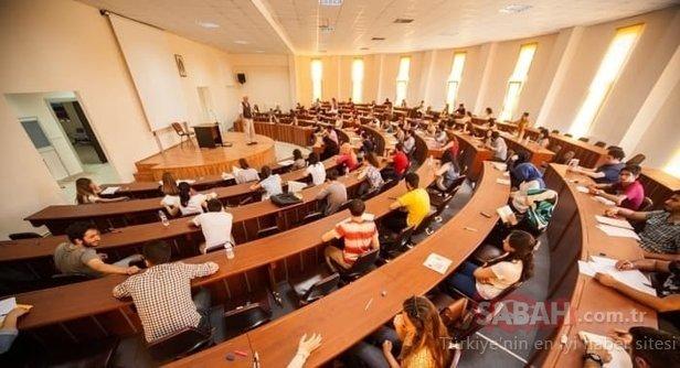 Üniversite kayıt tarihleri 2020: Üniversite kayıtları ne zaman başlayacak?