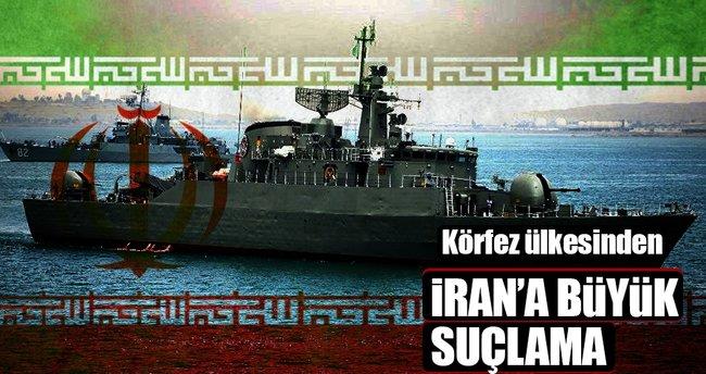 Yemen'den İran'a suçlama