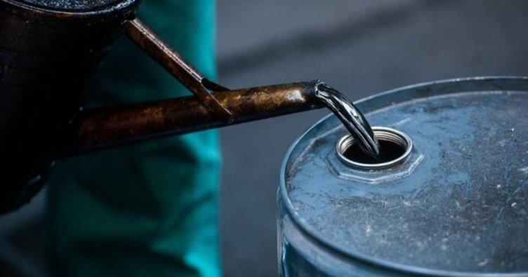 Brent petrolün varili 37,86 dolar