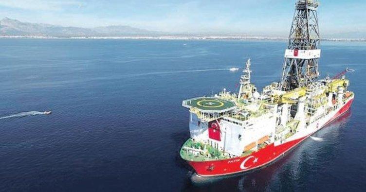 Dördüncü sondaj gemisi için ön anlaşma