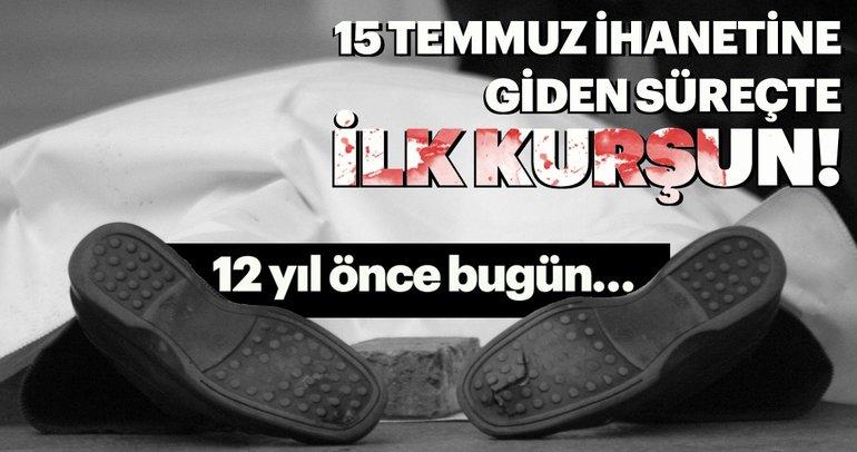 15 Temmuz ihanetine giden süreçte ilk kurşun! Hrant Dink ölümünün 12.yılında anılıyor...