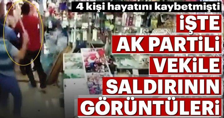 Suruç'taki AK Parti'lilere yönelik saldırının görüntüleri ortaya çıktı