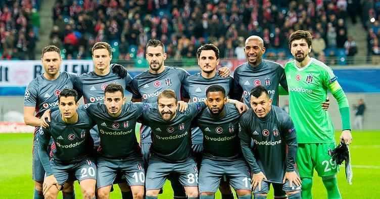 Beşiktaş'a Devler Ligi'nden dev gelir...